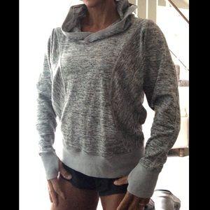 Athleta Pullover in Gray